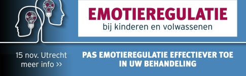 Congres emotieregulatie