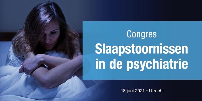 Congres Slaapstoornissen in de psychiatrie