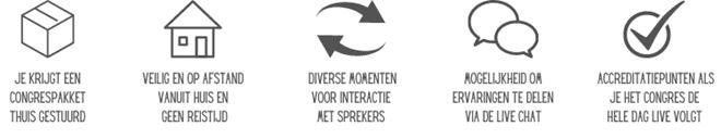 voordelen online congres